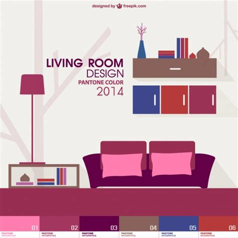 design a living room online free trendy living room pantone design vector free download