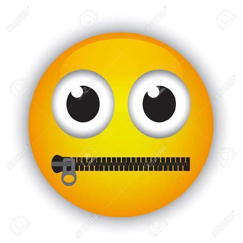 imagenes de caritas sentimentales 20481637 caritas de dibujos animados con una boca sujetada