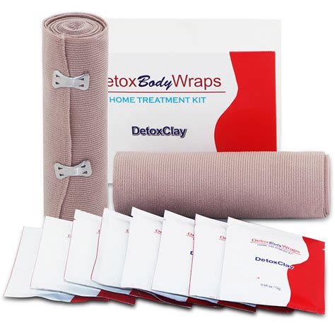 Wrap Detox Clay by Wrap Clay Detox Reviews Shopping Wrap