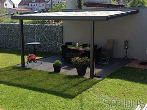 Pavillon Bausatz Alu by Solidpremium 400 215 300 Cm Bxt Alu Terrassen 252 Berdachung