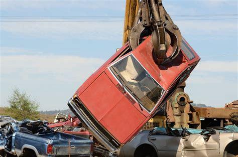 scrapping  car  sydney