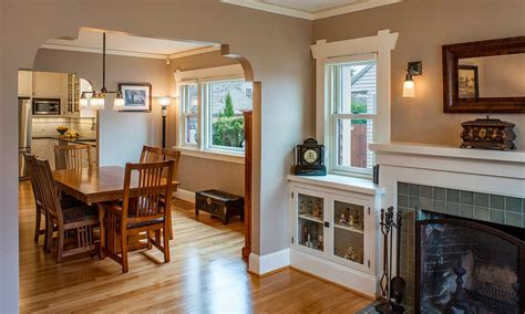 craftsman homes interiors home remodeling portland craftsman design renovation