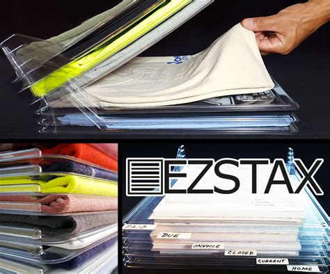 Slotted Interlocking Drawer Organizers by Ezstax Interlocking Dividers Organizer Dudeiwantthat