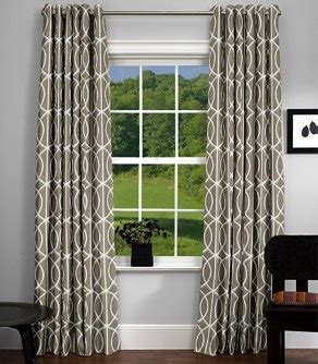 Dining Room Grommet Curtains 11 Best Images About Curtains On Grey Curtains