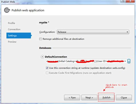 qt tutorial visual studio 2012 use web deploy function to publish site with visual studio