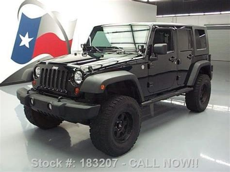 Lifted Jeeps For Sale In Michigan Sell Used 2010 Jeep Wrangler Sport 4x4 4 Dr Hardtop Lifted