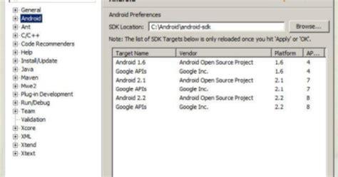 membuat website launcher android cara membuat web launcher di android menggunakan eclipse