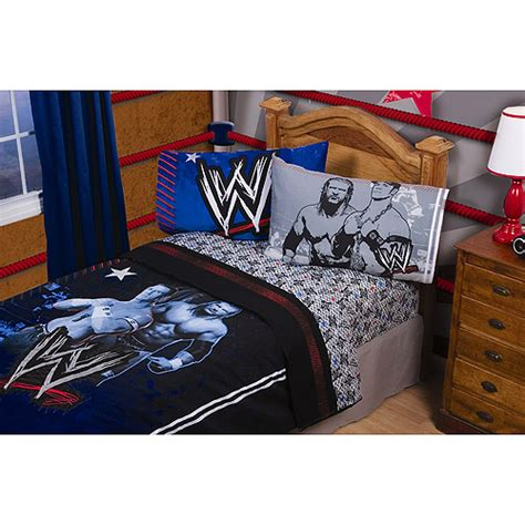 wwe bed set wwe sheet sets polyester homes decoration tips