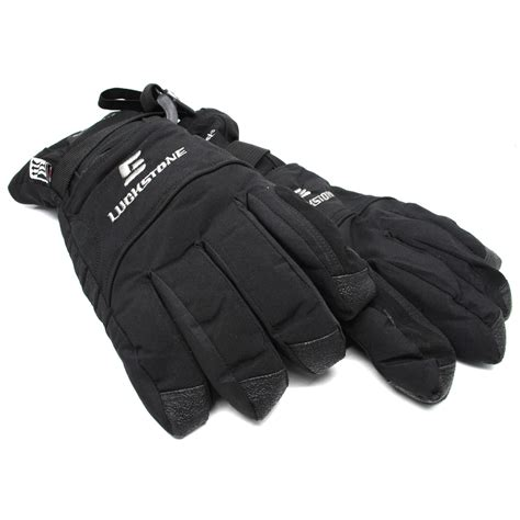 Sarung Tangan Gloves sarung tangan motor ski windproof gloves size l black