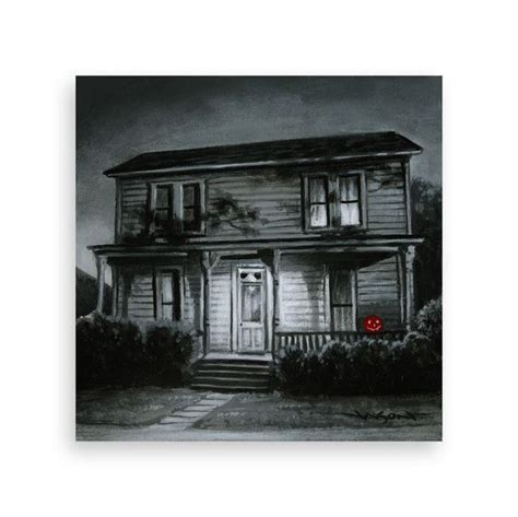 michael myers house michael myers house halloween scifi art pinterest michael myers house and michael myers