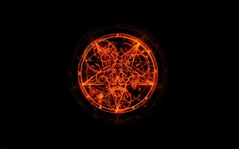 satanic pentagram wallpaper wallpapersafari