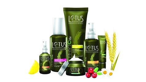 lotus professional skin care products lotus professional launches its new anti aging range phtyorx