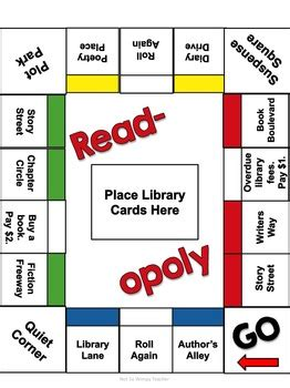 printable games to help with reading read opoly a reading comprehension game by not so wimpy