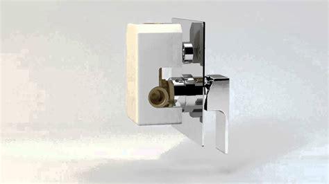 miscelatore doccia miscelatore incasso doccia 2530 ch kubik