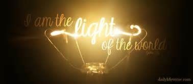 jesus is light 8 12 daily verse