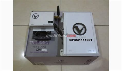 Prosesor Venom Pandora Vpr 1 Mkii Wifi processor venom pandora mk2 wifi