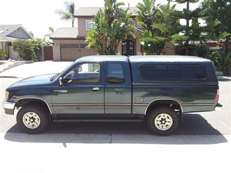 1996 toyota t100 dx v6 start up quick tour rev 252k youtube 1996 toyota t100 specifications cargurus