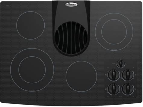 Whirlpool GJD3044RB 30 Inch Smoothtop Electric Cooktop