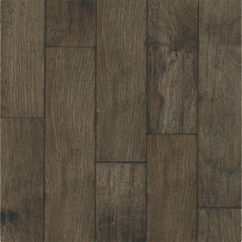 shop hartco century farm 5 in w prefinished hickory engineered hardwood flooring mountain smoke