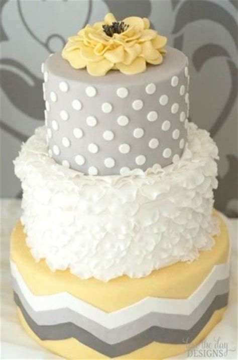 yellow and grey wedding cakes a wedding cake blog gray and yellow cake wedding cakes juxtapost