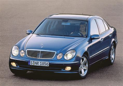 Mercedes E320 2006 Mercedes E Class 2006