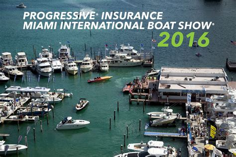 progressive 174 insurance miami international boat show 174 - One Day Boat Rental Insurance