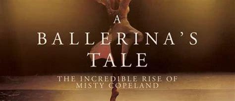 ballerinas tale trailer  poster redcarpetcrashcom