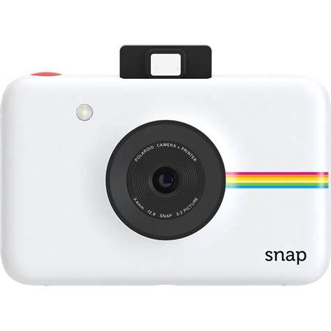digital polaroid polaroid snap instant digital white polsp01w b h