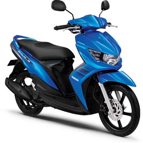 Scoot Biru motor blue motomalaya