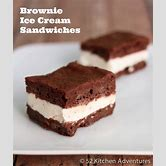 brownies-with-ice-cream