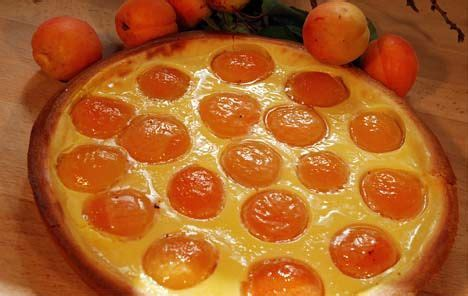 pinterest swiss food recipes rezepte aus der schweiz walliser aprikosenkuchen apricot tart valais swiss food