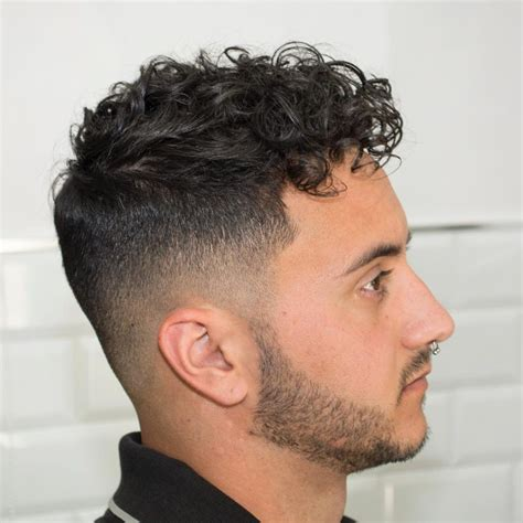 mens curly hairstyles haircuts for with curly hair