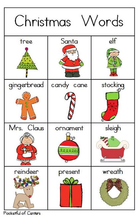 christmas decorations flashcards memrise on quot learn some vocabulary https t co molfhfr4y8 words https