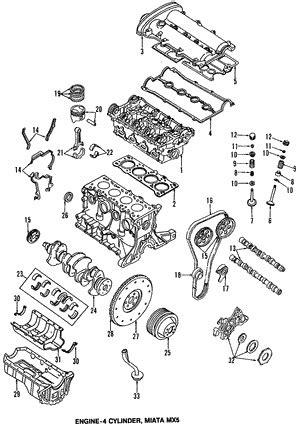 security system 1991 mazda mpv electronic valve timing mazda miata protege valve cover gasket oem brand new genuine mazda bp05 10 235c quirk parts