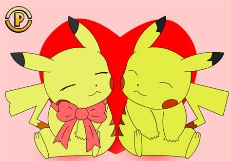 pikachu valentines pikachu images pikachu wallpaper and background