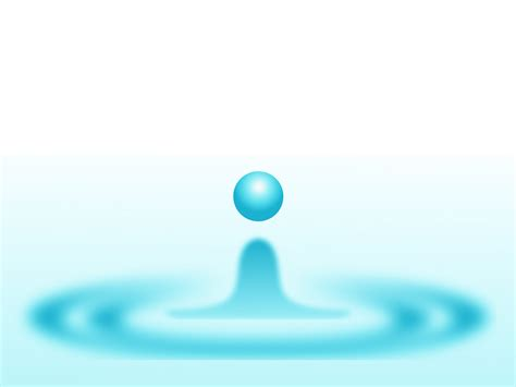 water drop ppt backgrounds ppt backgrounds templates