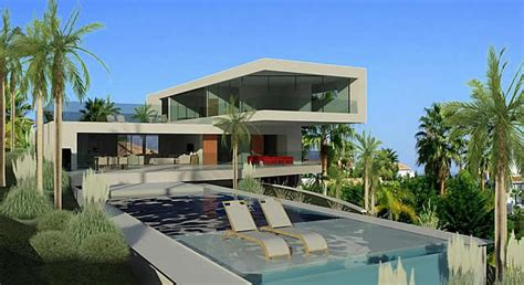 hill villa design modern villas for sale luxury real estate marbella