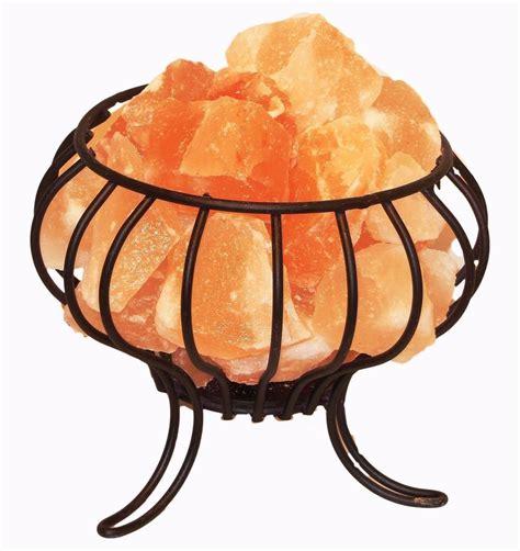 himalayan salt l basket himalayan salt l air purifier feng shui basket