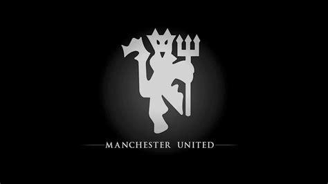 Utd Black manchester united logo wallpapers hd 2016 wallpaper cave