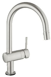 kitchen faucets with touch technology grohe minta touch pull down kitchen faucet with touch
