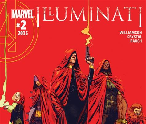 illuminati marvel illuminati 2015 2 comics marvel