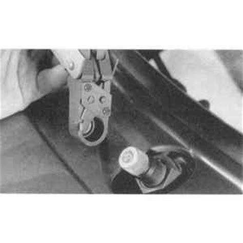 repair voice data communications 1992 mazda navajo navigation system service manual remove wiper arm 1994 mazda navajo windshield wiper motor repair guides