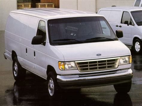 1997 ford e 150 specs safety rating mpg carsdirect