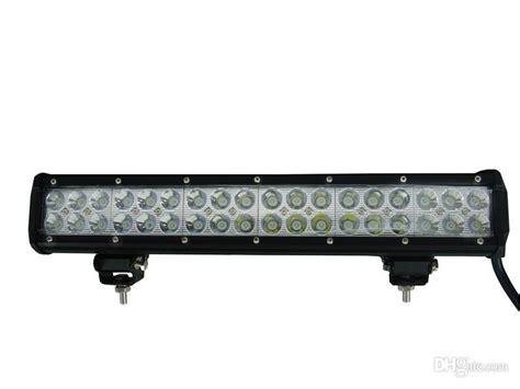 17 108w cree led light bar spot flood combo light led