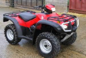 2012 honda foreman 500 4 215 4 quad bike