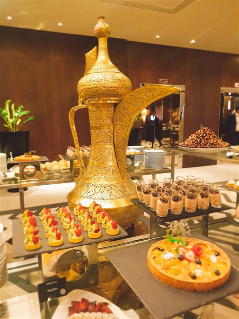 cuisine pullman moroccan cuisine spread at pullman deira city center hotel