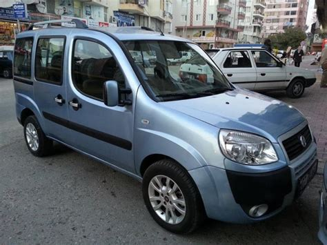 fiat doblo  vip multijet  model