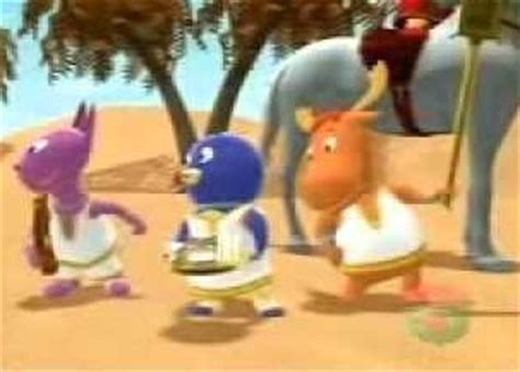 Backyardigans Key To The Nile Song Three Presents For The Sphinx The Backyardigans Wiki