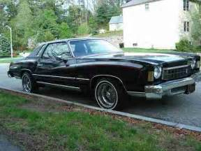 sell used 1975 chevrolet monte carlo s coupe 2 door 5 7l