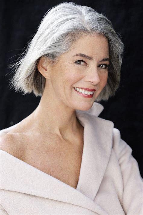 managing grey hair silver agence de top mod 232 les de plus de 40 ans paris
